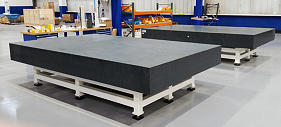 Large Special Granite Table 3600 mm x 2200 mm